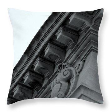 Art Is In The Details Throw Pillow