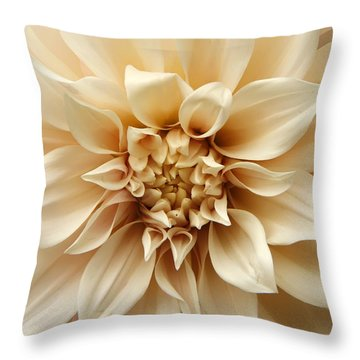 Arundel Blossom Throw Pillow