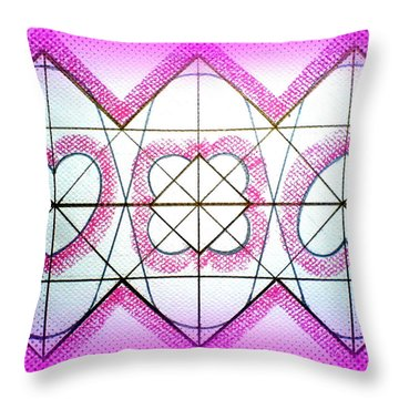 Ashley Thompson Throw Pillow