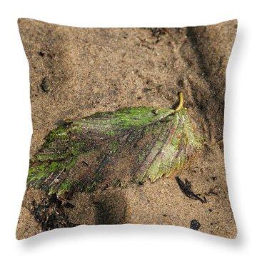 Atres 2 Throw Pillow by Karol Livote