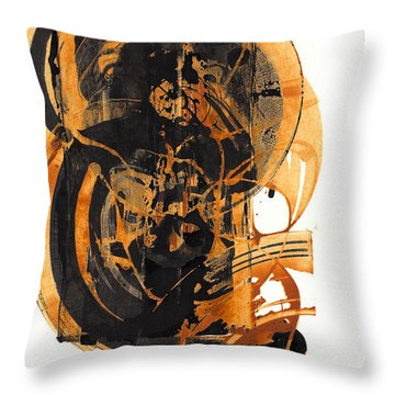 Austere's Moment O Glory 113.122210 Throw Pillow