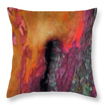 Throw Pillow featuring the digital art Awaken by Richard Laeton