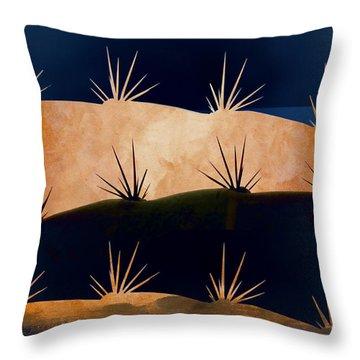 Baja Landscape Number 1 Throw Pillow