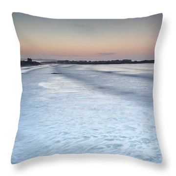 Baleal I Throw Pillow by Edgar Laureano