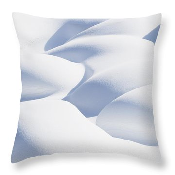 Banff National Park, Alberta, Canada Throw Pillow by Michael Interisano