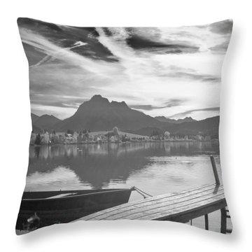 Bavaria Throw Pillow by Ralf Kaiser