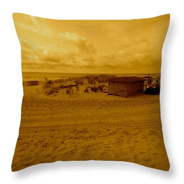 Baywatch. Where Is Pam Anderson Throw Pillow
