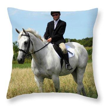 Beau Throw Pillow