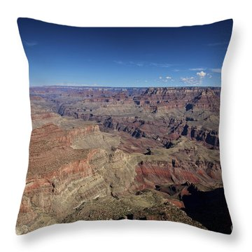 Beautiful Vista At Powell Point, Grand Throw Pillow by Terry Moore