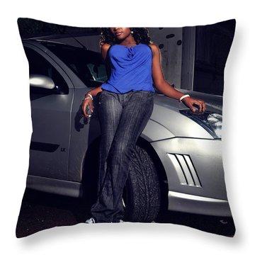 Bel3.0 Throw Pillow