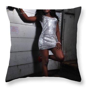 Bel8.0 Throw Pillow