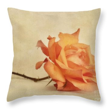 Bellezza Throw Pillow by Priska Wettstein