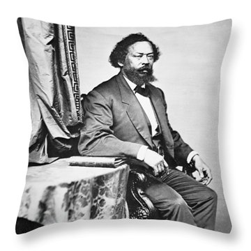 Benjamin S Turner Throw Pillow by Mathew Brady