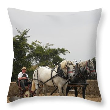 Bickleshire 9 Throw Pillow