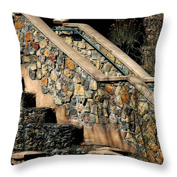 Big Ditch Throw Pillow