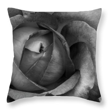 Blooming 2 Throw Pillow by Michelle Joseph-Long