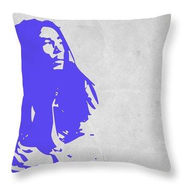 Jamaican Music Throw Pillows