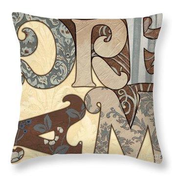 Bohemian Dream Throw Pillow