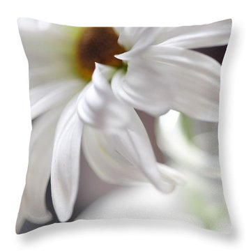 Breathless... Throw Pillow