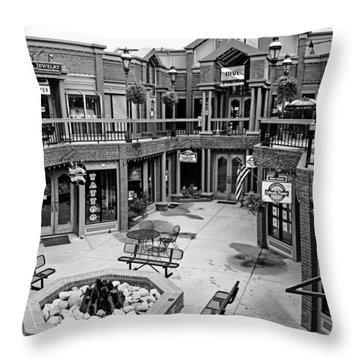 Breckenridge Colorado. Throw Pillow