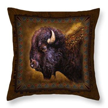 Badlands Throw Pillows