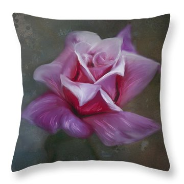 By Any Other Name Throw Pillow by Michelle Wrighton