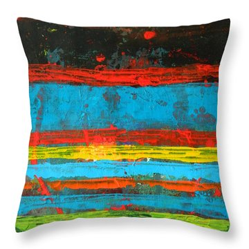 Cabo Throw Pillow by Everette McMahan jr