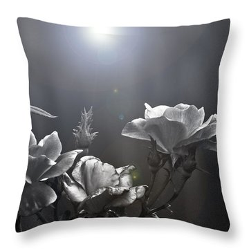 Called Upon Throw Pillow