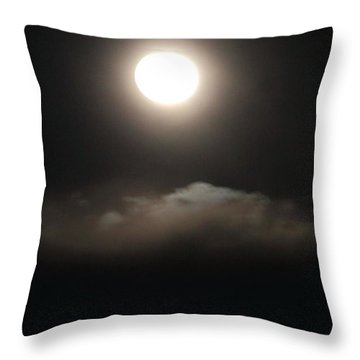 Calling Throw Pillow by Jesse Ciazza