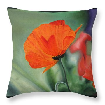 Cast The Dark Veil Of Unbelief From Your Eyes Throw Pillow