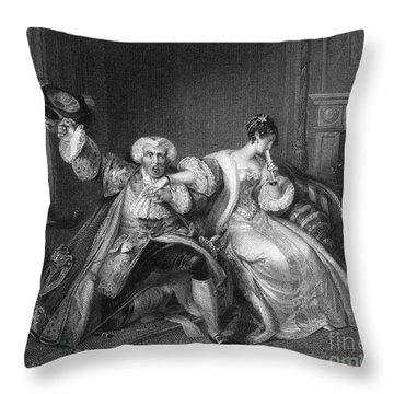 Chacun � Son Gout Throw Pillow by Granger