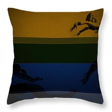 Chase Throw Pillow by Naxart Studio