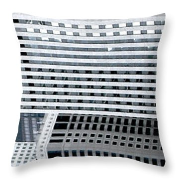 Chicago Impressions 4 Throw Pillow