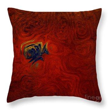 Chronicle Throw Pillow by Michael Garyet