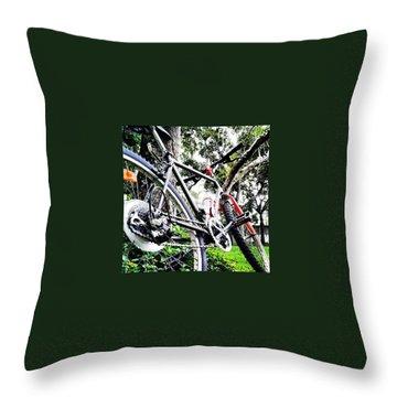 Mtb Throw Pillows