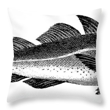 COD Throw Pillow by Granger