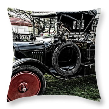 Collectors Dream Throw Pillow by Kristie  Bonnewell