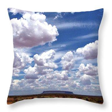 Conner's Rock Throw Pillow