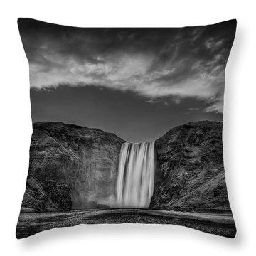 Cool Sensation Throw Pillow