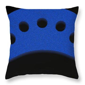 Coooool Throw Pillow by Paul Wear