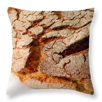 Cornbread Throw Pillows
