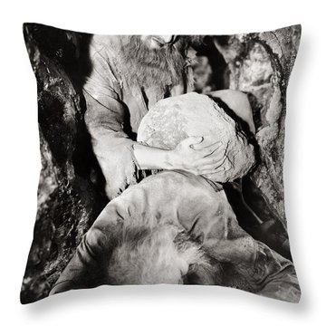 Count Of Monte Cristo, 1934 Throw Pillow by Granger