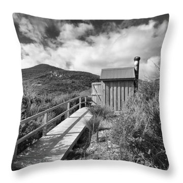 Country Dunny Throw Pillow