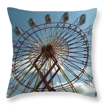 Karen Jordan Throw Pillows