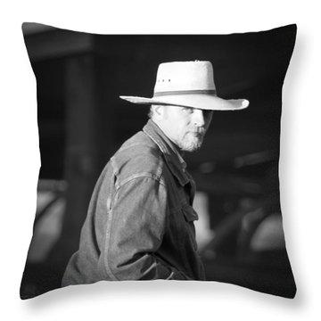 Cowboys Signature 6 Throw Pillow