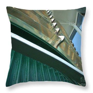 Crystal Lights Throw Pillow