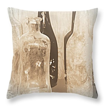 Crystle Throw Pillow by Diane montana Jansson