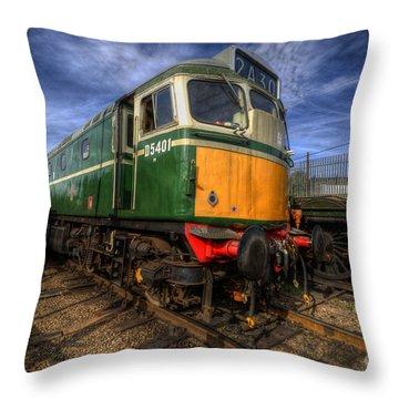 D5401 Throw Pillow