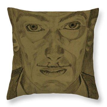 Dali 1933 Throw Pillow by Gabe Arroyo