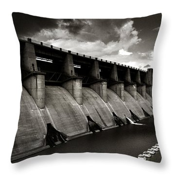 Dam-it Throw Pillow